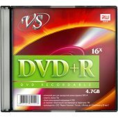 VS DVD-R 4.7GB 16x SLIM